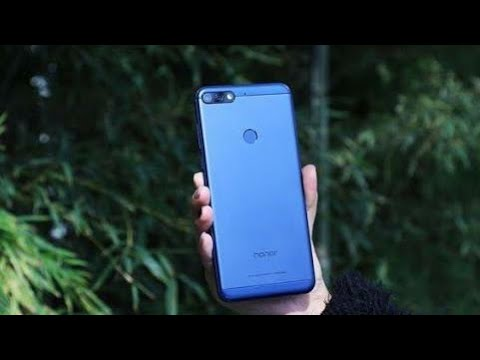 Huawei Honor 7C Unboxing, Hands On New Budget King!! Face ID,18:9,Octa-Core  More!!