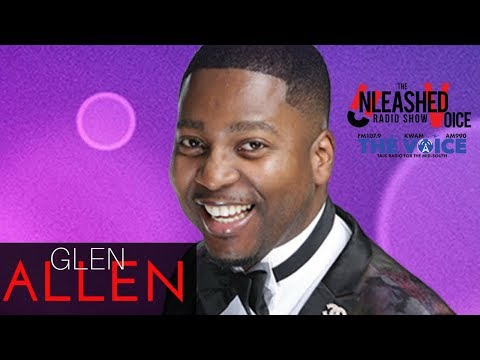 Business consultant, fashion designer Glen Allen
