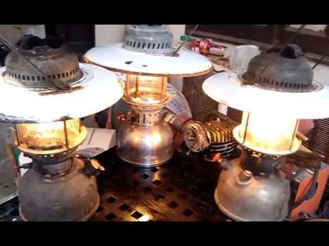 Đèn măng Xông - Aida Pressure Lamp (made in Germany)
