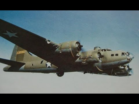 B-17 Flying Bombs - WW2 Attack Drones