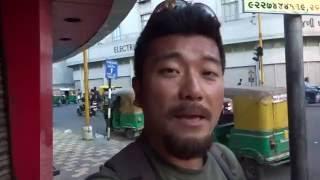アキーラさん散策④インド・アーメダバード市街地(旧市街)!目抜き通り!リリーフ通り!Relief Road iin the city in Ahmedabad in India