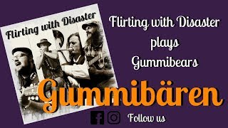 Gummibärenbande/Gummibears (Cover by Flirting with Disaster) ~ Live in Ravensburg
