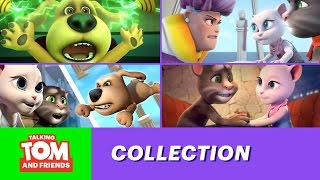 Talking Tom and Friends Episode Collection 5 - 8