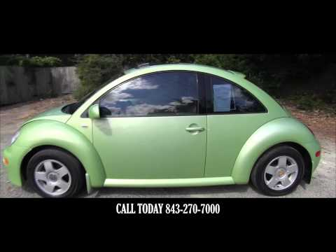 2001 VW Beetle TDi - For Sale - October 2012 - Charleston, SC