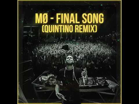 MØ - Final Song (Quintino remix)