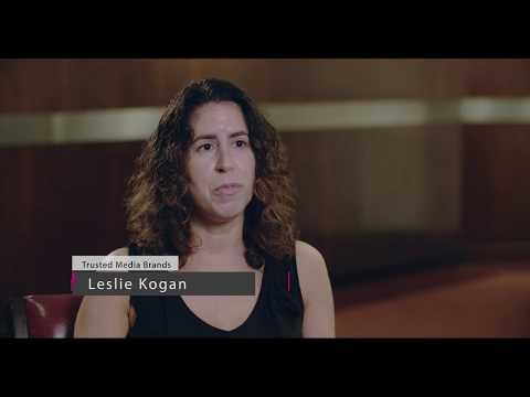 Leslie Kogan, Trusted Media Brands