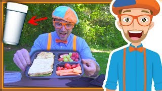 Detective Blippi Video for Children  Police Videos for Kids