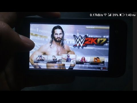 wwe 2k17 android torrent torrent