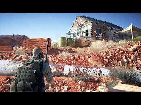 Download How To Install Tom Clancy S Ghost Recon Wildlands Fitgirl