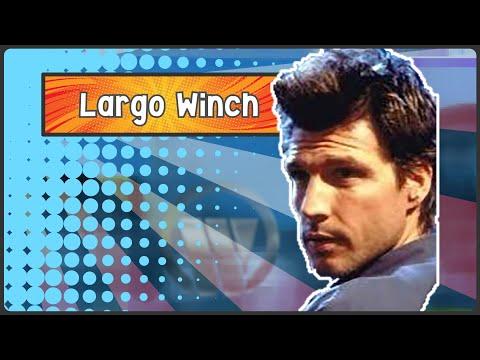 Largo Winch et ses jeux PS1 et PS2 sortis à 1 jour d'intervalle