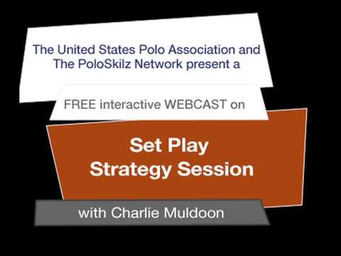 Set Play Strategy Session | Charlie Muldoon