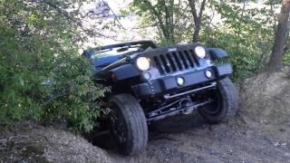 CDJW Jeep 101 Class - 2015 August