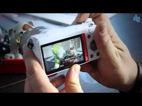 Sony Alpha 5000 İnceleme