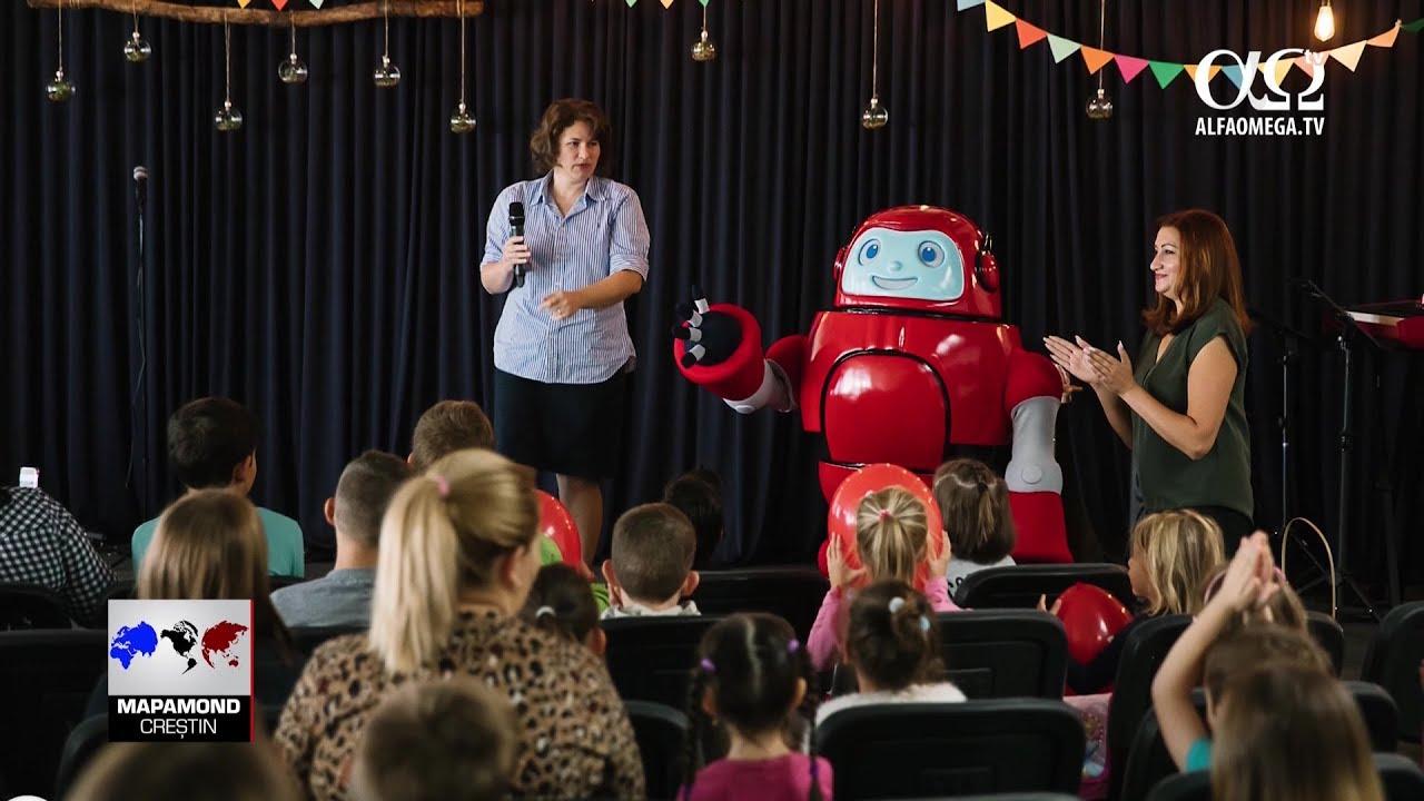 Biserica i.Believe și Cartea Cărților învață copiii din Baia Mare să-și iubească aproapele