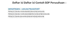 Contoh Sop Perusahaan.docx Tinggal Edit Saja