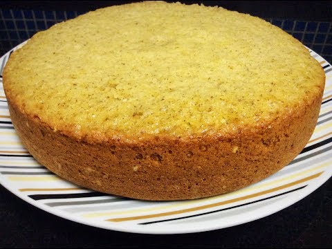 BANANA CAKE WITHOUT OVEN OR PRESSURE COOKER / BANANA WHEAT CAKE RECIPE