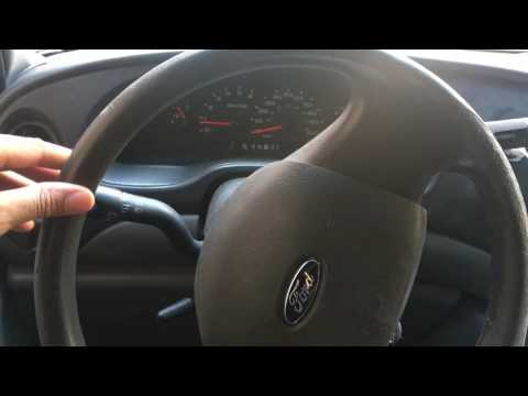 ADJUST STEERING WHEEL HEIGHT
