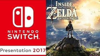 Zelda Breath of the Wild Switch Livestream! (W Zeltik)