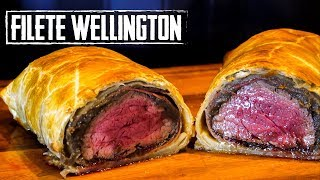 Filete Wellington (Solomillo) - Recetas del Sur