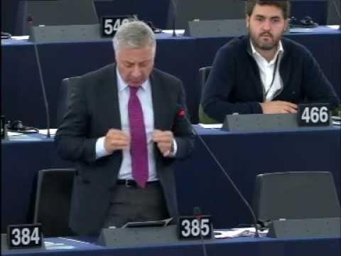 José Blanco - mercado único digital
