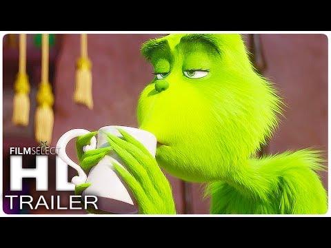 EL GRINCH Trailer Oficial Español (2018)