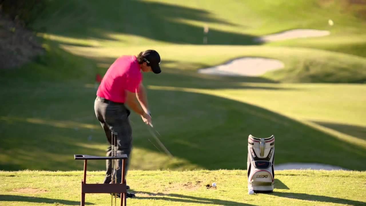 Cuerda toda la vida imagen  Nike Golf - Rory McIlroy vs Tiger Woods - No Cup Is Safe - YouTube