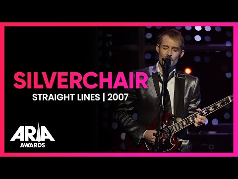 Silverchair: Straight Lines | 2007 ARIA Awards