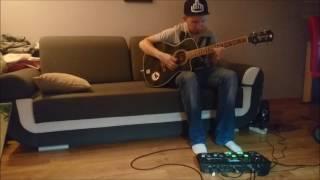Stevie Wonder - Isn't She Lovely (Looped Guitar Cover)