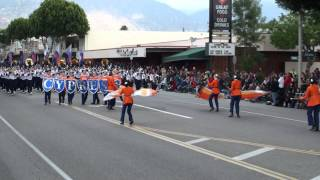 Cypress HS - National Fencibles - 2011 Arcadia Band Review