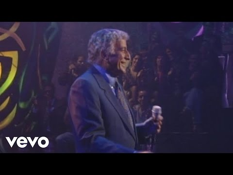Tony Bennett - Old Devil Moon (from MTV Unplugged)