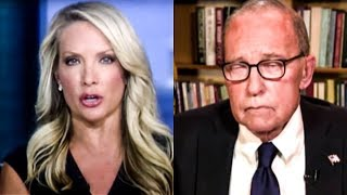 What Was Wrong With Larry Kudlow During This Live Interview?