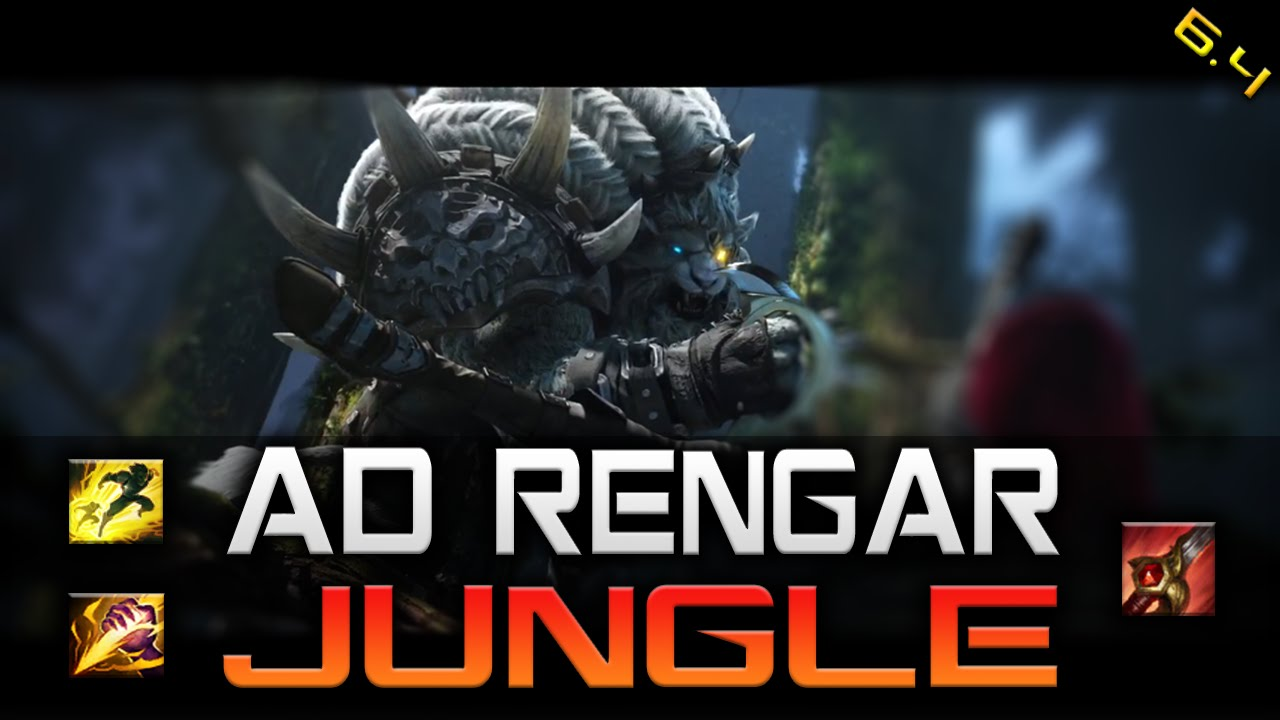 Battlecast Rengar [Season 6 Patch...