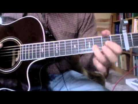 The Prayer Acoustic Guitar cover Carole Bayer Sager and David Foster