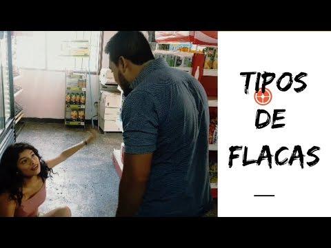 TIPOS DE FLACAS / DÍA INTERNACIONAL DE LAS MUJERES