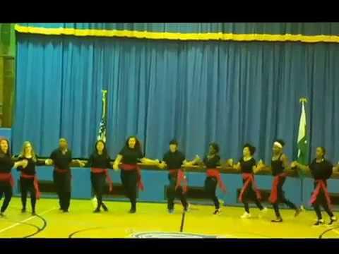 George B. Armstrong's Greek Dancers 2017