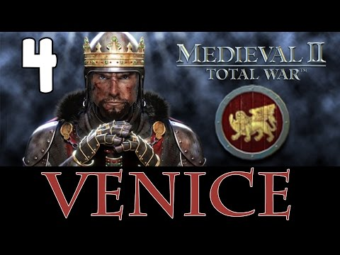 Medieval II: Total War - Venice episode 4