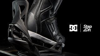 DC SHOES : THE 'STEP ON' BOOT