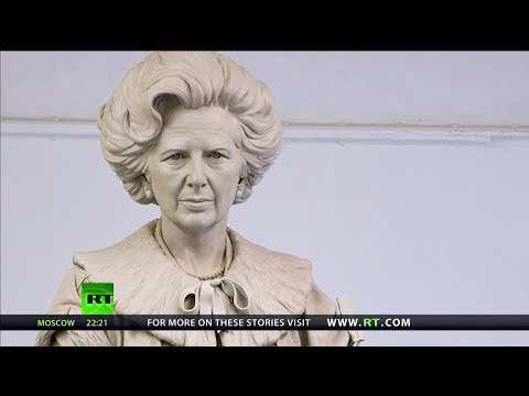 Margaret Thatcher statue has divided locals in Grantham