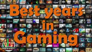 Best 10 Years of Gaming - According to Worthabuy