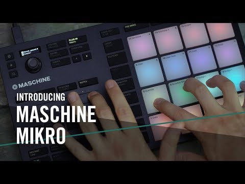 Introducing the New MASCHINE MIKRO – For the Music in You | Native Instruments Mp3