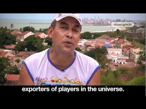 Recife: out-of-season Carnaval for the World Cup
