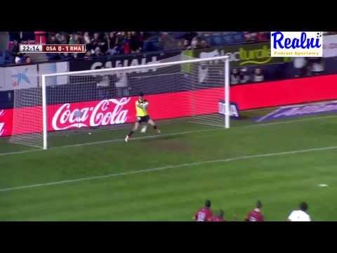 CA Osasuna vs Real Madrid C.F. 0:2 All goals & full highlights [Copa del rey 15.01.2014]