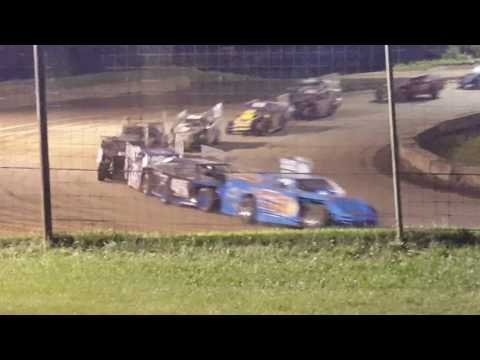 Shadyhill speedway Imod feature July 23rd 2016