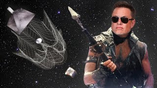 Why Did SpaceX Just Launch a Harpoon Into Space? (Muskwatch w/…
