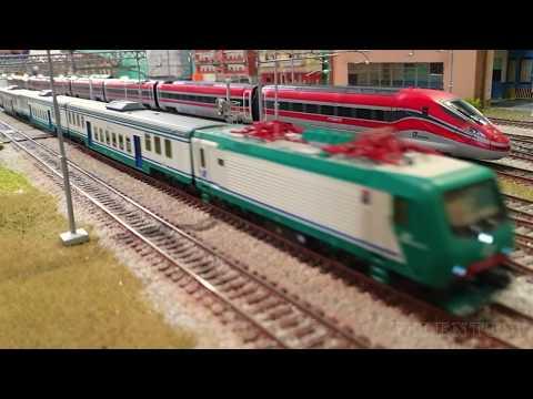 Treni in Transito: Modular Model Railway from Italy (Gruppo Fermodellistico Tartaruga)