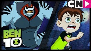 Ben 10 | Ben Gets Thrown Off A Castle! | Story, Bored | Cartoon Network