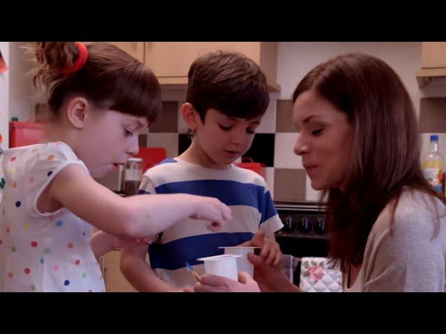 Tosia i Tymek po polsku | rosnące słoneczniki kompilacja | Bajki dla dzieci po polsku