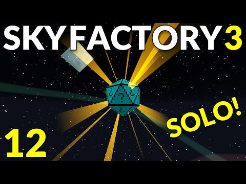 Sky Factory 3 12 Over Powered Sieving