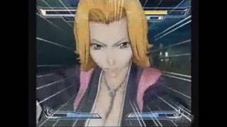 Bleach: Shattered Blade Nintendo Wii Trailer - Japanese