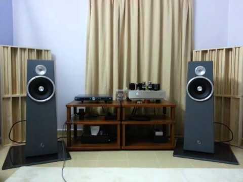 J&K Audio Design - listening room